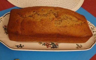 Islas Cook: Banana Bread (Pan de plátano)