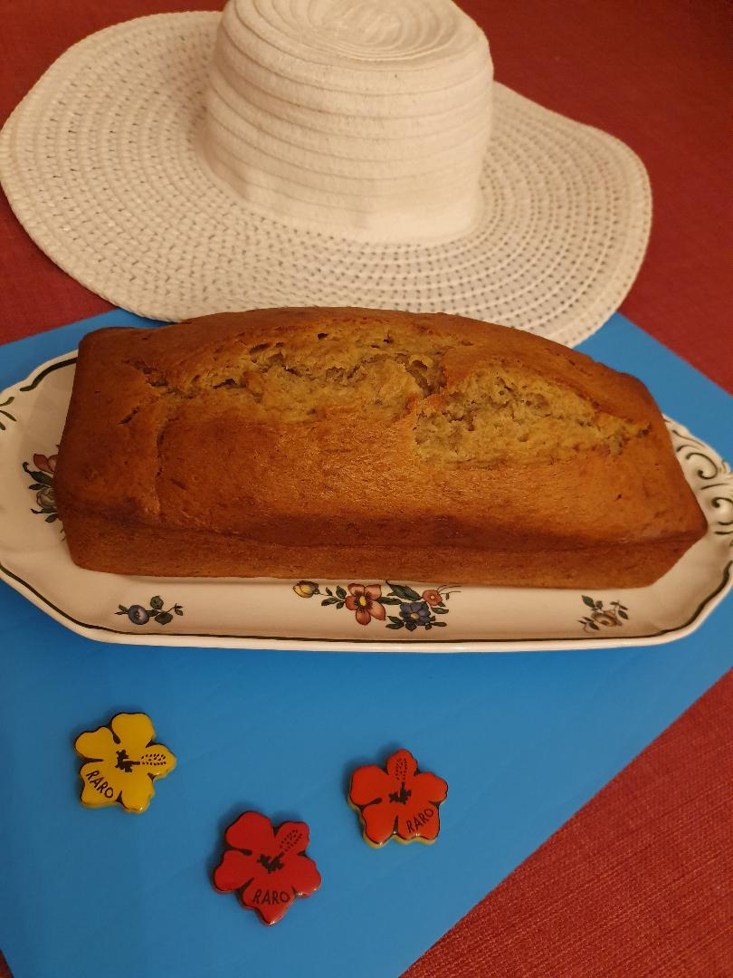 Cook Islands: Banana Bread
