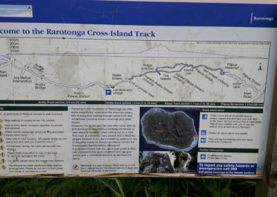 Rarotonga Cross-island Track