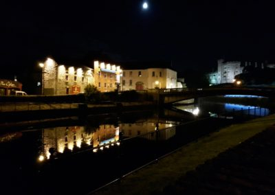 Kilkenny by night