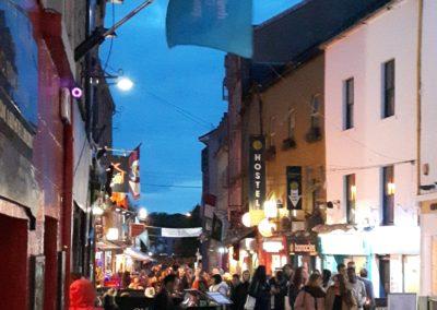 Galways trubelige Innenstadt