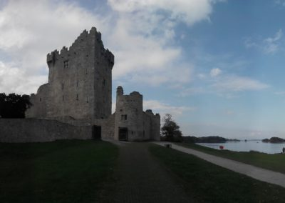 Ross Castle in the Killarney National Park
