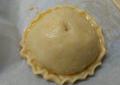 Wie findest du den Rand des Pie?
