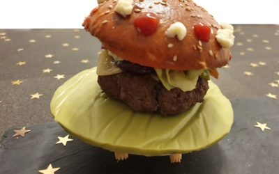 USA: Kalifornischer Alien-Burger