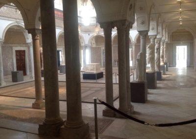 El Bardo museum in Tunis