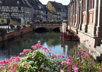 Colmar and its Petite Venise/Little Venice