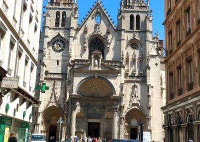 Church St. Nizier in Lyon